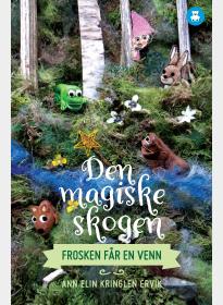 Den magiske skogen. Frosken får en venn