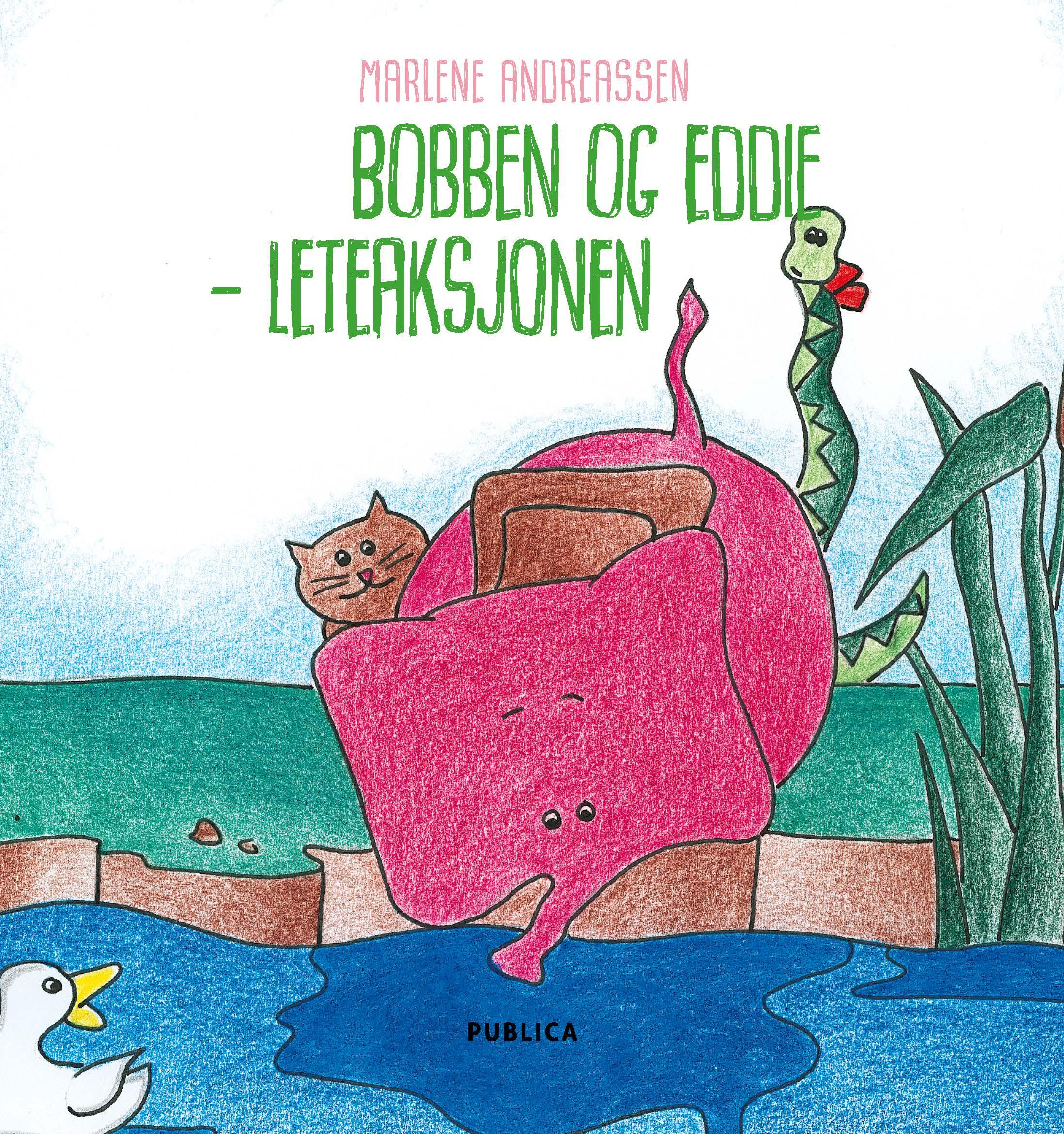 Bobben og Eddie - leteaksjonen