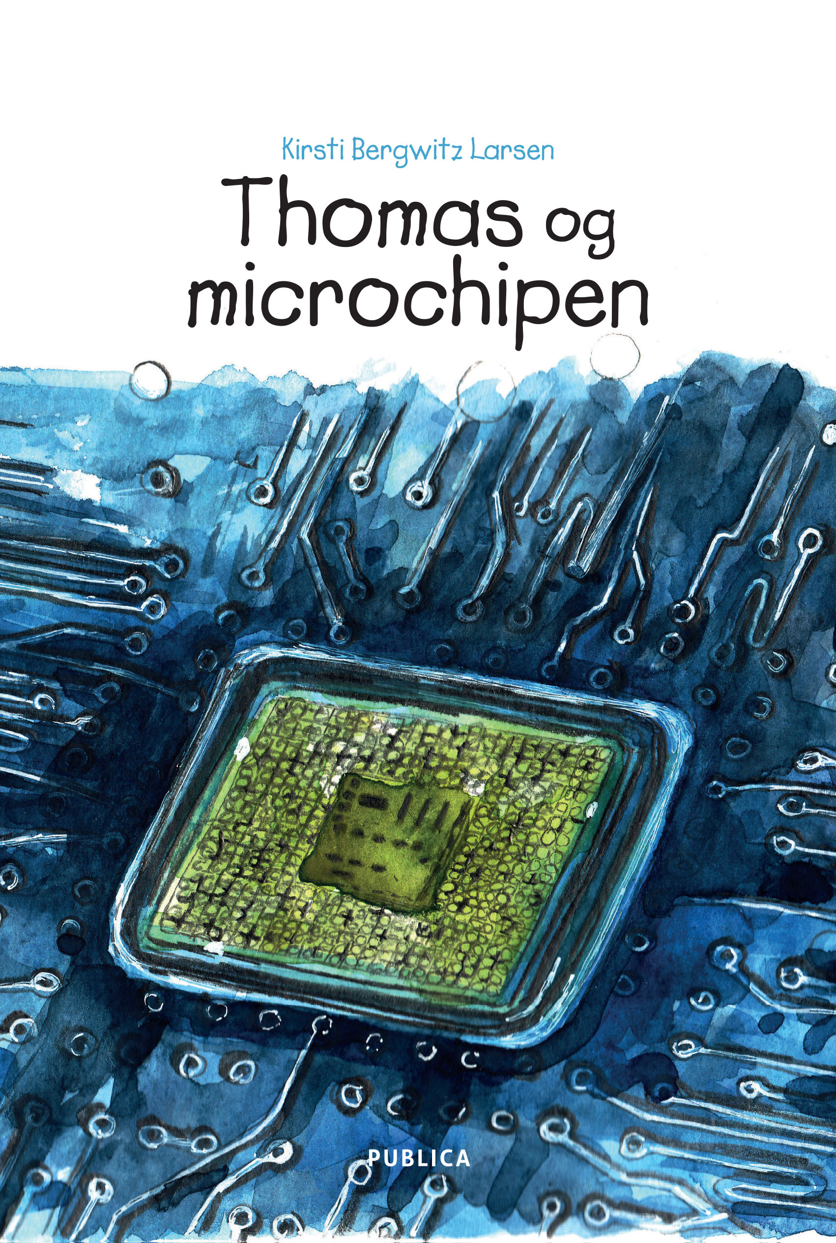 Thomas og microchipen